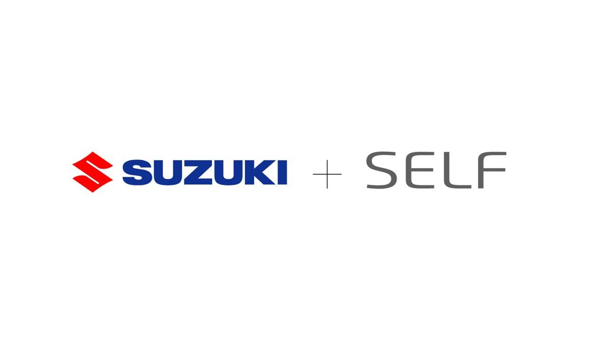 【SELF TALK】スズキ4輪サイトに導入