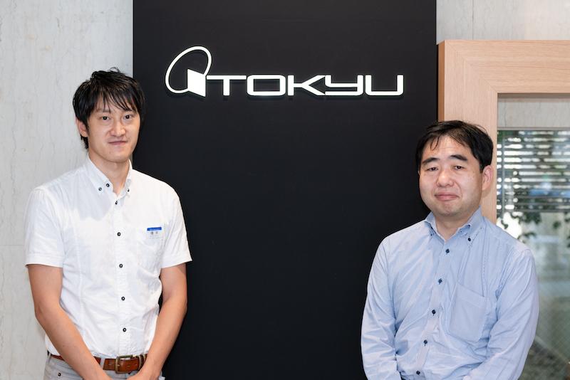 株式会社東急百貨店:SELF LINK 導入インタビュー
